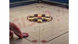 Wood Gisco Carrom Board