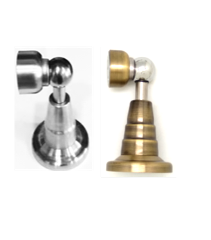 PAG Stainless Steel 3066 Magnetic Door Stopper