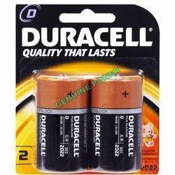 Duracell D Alkaline Batteries