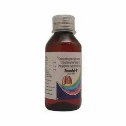 Trendyl-D Dextromethorphan, Phenylephrine & Chlorpheniramine Cough Syrup