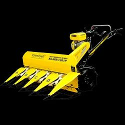 Mild Steel Walking Rice Reaper, For Agriculture, 296cc