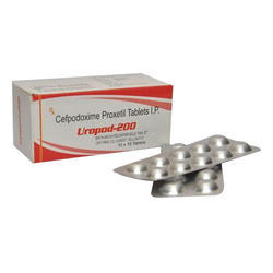 Cefpodoxime Proxetil 200 mg Tablets IP
