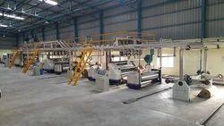 Paper Corrugated Packaging Machine
