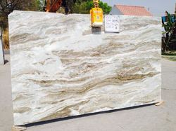 Brown Fantasy Marble Polished