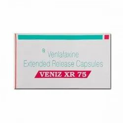 Venlafaxine Extended Release Capsules
