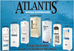 ATLANTIS WATER DISPENSERS
