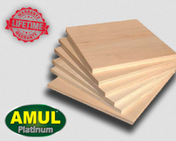 Brown Amul Platinum Plywood
