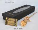 Mki 24k Gold Plated Rose