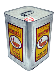 Mustard Oil 15 Kg Tin