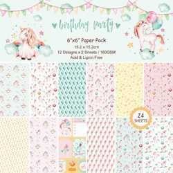PATTERN PAPER (Pack of 25)