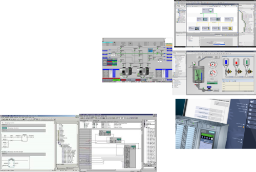 Siemens Simatic PCS7 Upgradation, TIA Programming, Step 7