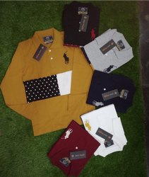Polo Full Sleeve T Shirts