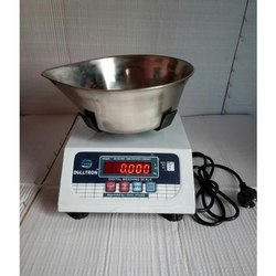 Metal Counter Bowl Scale