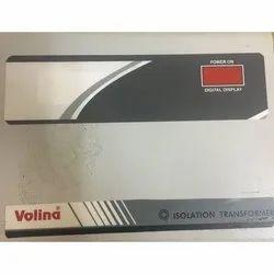 3 kVA Isolation Transformer