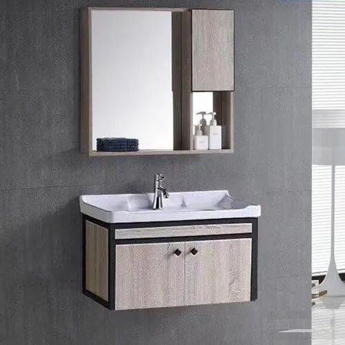 Wall Mounted Stainless Steel Bathroom, Wall Hung Bathroom Vanities