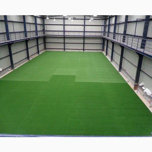 Green Indoor Cricket Flooring Length 15 M Rs 800