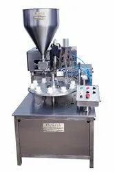 PlasticTubeFilling Machine