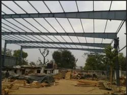 Steel Pre Engineering Building Fabrication Service, Industry Application: M. S Febricated Structure, C, Z