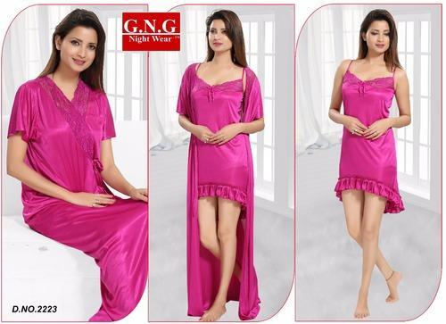 795647f4c3 Ladies 6 Piece Nighty at Rs 450  piece