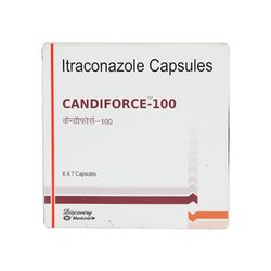 Candiforce Capsules (Itraconazole)