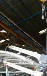 Railway Roof And Side Wall Spot Welding Gun