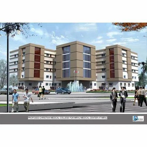 College Building Specialist Architecture Service In Mumbai