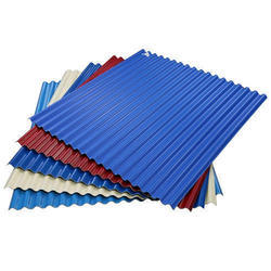 Coloured Coated Sheets