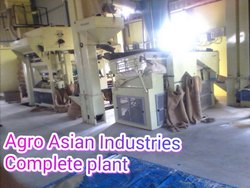 Wheat Cleaning, Grading Plant