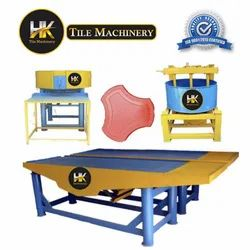 Intrlocking Tile Making Machine