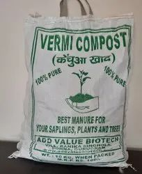 Organic Natural Vermicompost