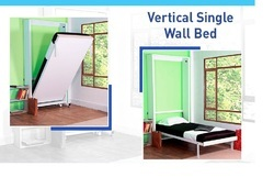 Single Wall Bed