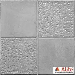 2504 Cement Parking Tiles