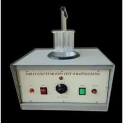 Tab. Disintegration test apparatus