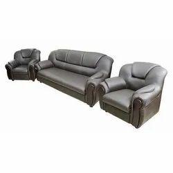 Rich Sofa Set - Rexine