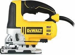 Wood and Tile Cutting Dewalt DW349 500W Top Handle Jigsaw, Warranty: 2 years, 800-3100 Spm