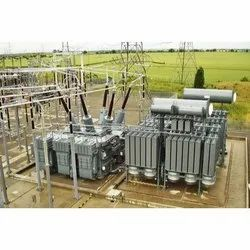 Oil Cooled Three Phase Electrical Transformer, 2000 KVA