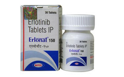 Erlonat 150 Mg Tablets (Erlotinib Tablets)