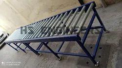 Bottle Transfer Gravity Roller Conveyors