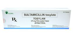 Sultamicillin Tosylate Dihydrate Tablets