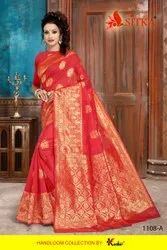 Cotton Silk Occasional Wear Saree