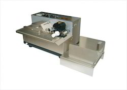 Swift Pack Dry Ink Batch Coder Machine, SPCS-600, Automation Grade: Semi-Automatic