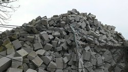 Broken Bricks AAC for Ground Level Filling