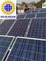 On Grid Monocrystalline Solar Plant