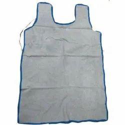 Leather Plain Safety Apron
