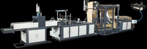 Non Woven Bag Machine, Capacity: 20-40 (Pieces Per Hour)