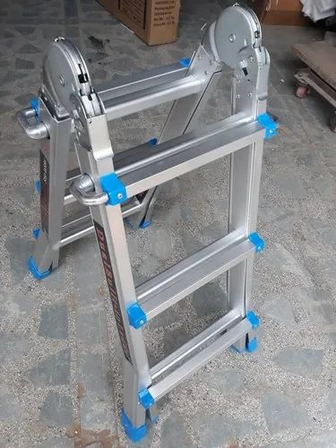 Aluminium Combination Ladders Little Giant Ladder 3 4 5 For Commercial Rs 5950 Piece Id 22469633548