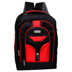 Henny Plain Boys School Shoulder Backpack