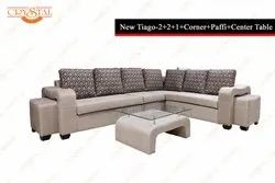Living Room Sofa New Tiago Corner Paffi Center Table