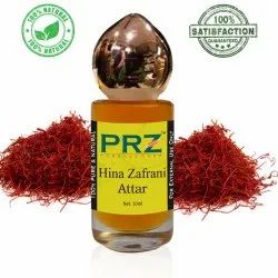 PRZ Hina Zafrani Attar Roll-On for Unisex