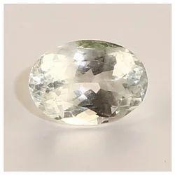 7.28 Carat Aquamarine Gemstone